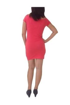 Đầm ôm Haruchan (Cam)
