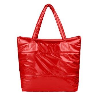 Cyber Women's Handbag Satchel Shoulder Messenger Cross Body Purse Tote Bags New ( Yellow ) - intl