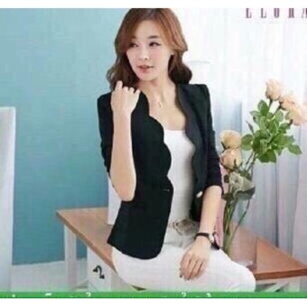 Áo khoác kiểu sành điệu ( đen)