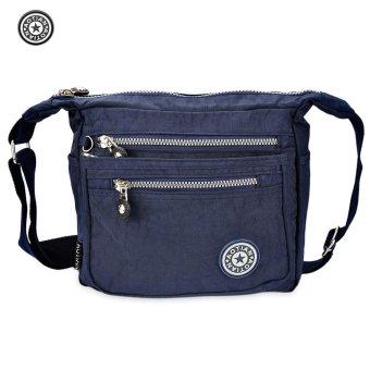 AOTIAN Casual Waterproof Zipper Type Shoulder Messenger Crossbody Bag - intl