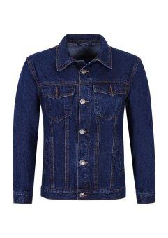 Áo Jeans Nam D.A (Xanh Sáng)