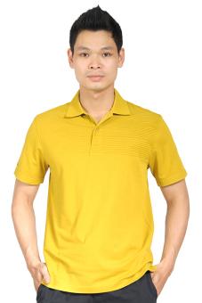 Áo phông thể thao nam BUTNON PL-M5103 (Vàng cỏ)