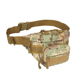 Outdoor Pacotes Trekking Backpack Sport Travel Camping Hiking Camouflage Bag A - intl