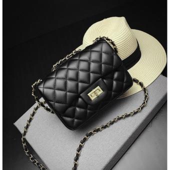 Túi xách thời trang cỡ trung khoá xoay TX919