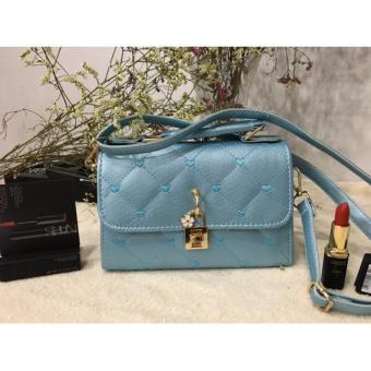 Túi xách nữ thời trang Thu Thủy 04 (xanh)