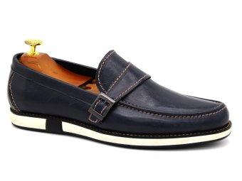 Giày Lười Nam Cao Cấp Antoni Fernando -AF1032 - Đen