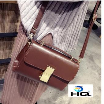 Túi nữ thời trang phong cách Hàn Quốc HQ 80TU98 1(nâu)