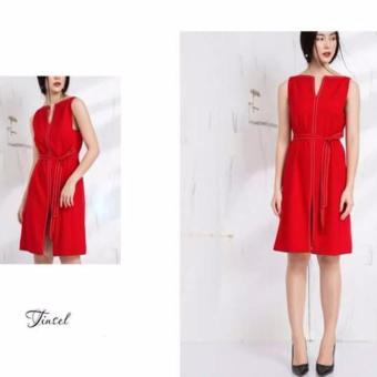 Đầm suông nhẹ nhàng Xavia Clothes Tincel