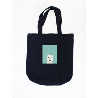 Túi tote in hình Highland Terrier - Pet Lover