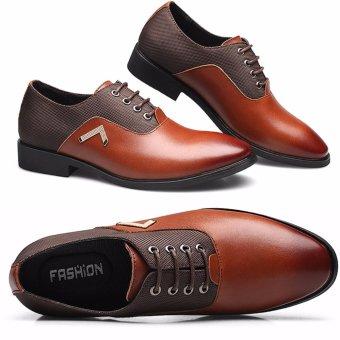 Giày tây nam kiểu dáng mới lạ sang trọng 600.