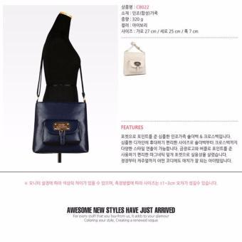 Túi đeo vai nữ Hàn Quốc