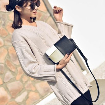 Fashion Women Handbag Bag Small Crossbody Bags Spring Messenger Shoulder Bag Khaki - intl