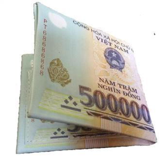 Bóp Tiền Nam Hình 500K