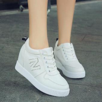 Giày nữ nâng đế dễ thương thời trang Hàn Quốc XS0352