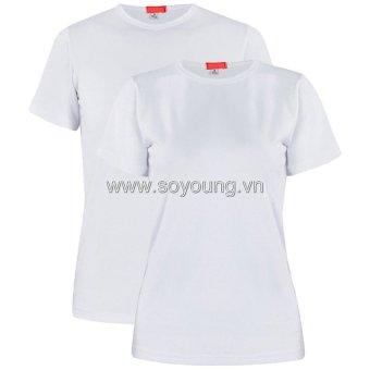 Bộ Áo Đôi Thun Ngắn Tay Nam Nữ SYCB MEN TOP 006 W PS WM TOP 001 W