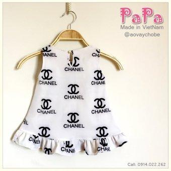 Đầm Chanel Dáng Xuông Papa Fashion