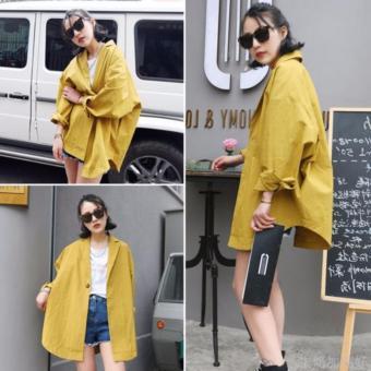 Áo khoác nữ thời trang - phong cách Hàn Quốc