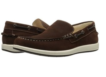 Giày lười (xỏ) nam da lật Kenneth Cole REACTION Men's SNOOZE U LOSE Slip-On Loafer (Mỹ)