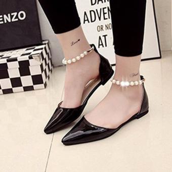 Giày nữ sang trọng - 159 (Đen)