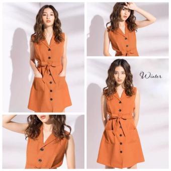 Đầm suông Xavia Clothes Winter
