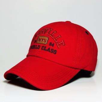 Nón kết kaki cao cấp NYS (Đỏ)