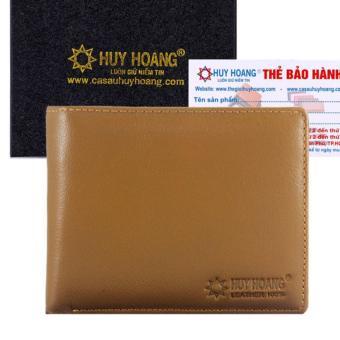 HL2113 - Bóp nam Huy Hoàng cao cấp màu da