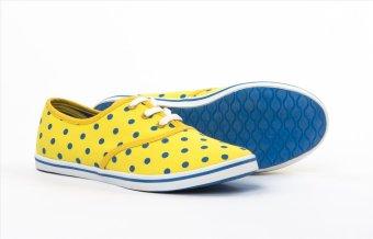 Giày nữ thời trang ANANAS 40074 (Vàng)