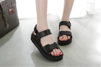 Giày Sandal quai dán cá tính phong cách Hàn Quốc - XS0214