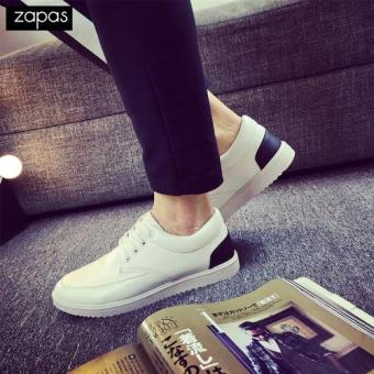 Giày Sneaker Nam Thời Trang Zapas - GS019 ( Trắng )