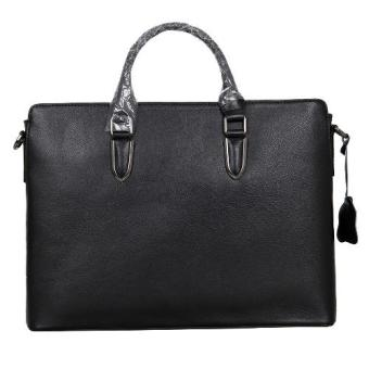 Túi công sở da thật KIKI Bags - K32 (Đen)