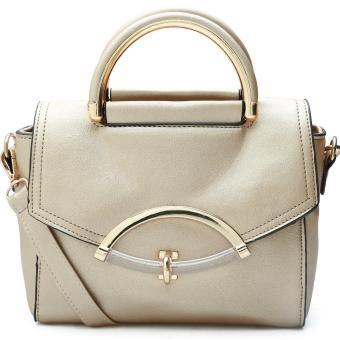 Túi xách nữ MD VIRGINITI (Vàng nhạt)