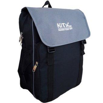 Ba lô KiTy Bags M58 (Xám)