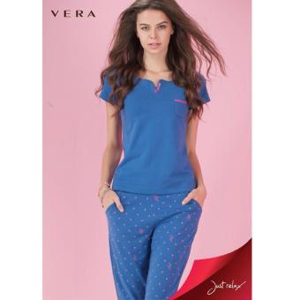 Đồ ngủ cao cấp Vera Just Relax CVBLW1537CT
