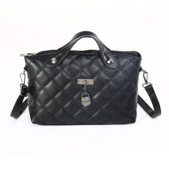 New Fashion Mini Women Bag PU Leather Handbag Messenger Bag Shoullder Bag - intl