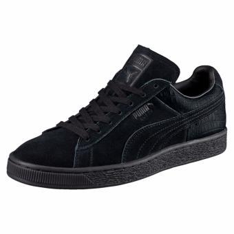 Giày Puma Suede Classic Chính hãng (Đen)