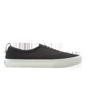 Giày Sneaker People Stanley Knit (NC02K-007) (Đen)