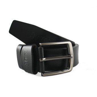 Thắt lưng nam khóa cài Retro XDF RX01 đen