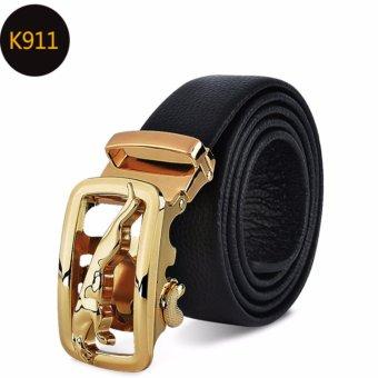 Dây lưng nam khóa tự động thời trang ROT017-K911 - 3711657