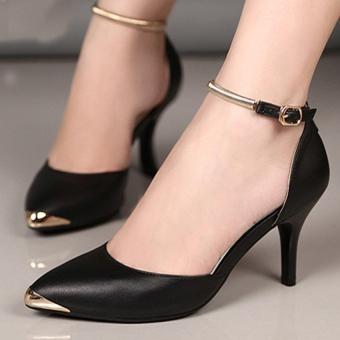 Giày cao gót CG99 (Đen)