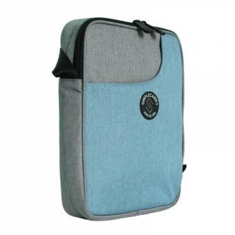 Túi đeo LC IPAD Xanh da trời/Xám