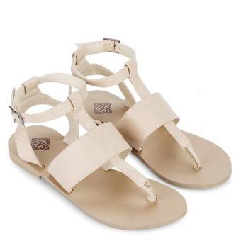 Sandal nữ DVS WS401 (Kem)