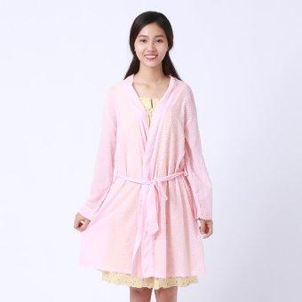 Áo khoác nữ sexy W93053FHO (Hồng)