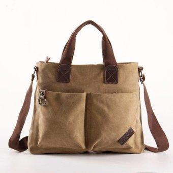 Túi xách Nam đeo chéo BLD179 (Khaki)