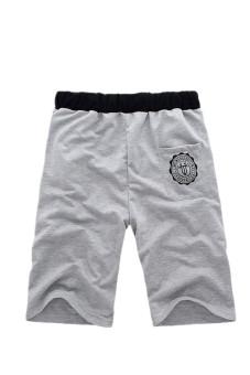 Cotton Shorts Pants (Gray)