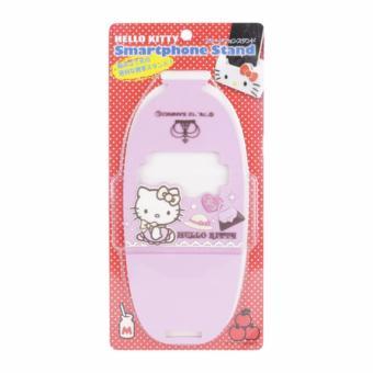 Giá đỡ điện thoại Hello Kitty Màu hồng Bản quyền Sanrio Nhập khẩu Nhật Bản
