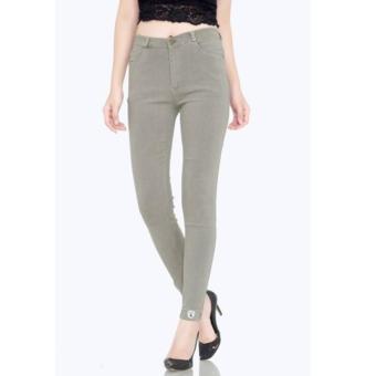 Quần Skinny Jeans Thời Trang (Xanh)