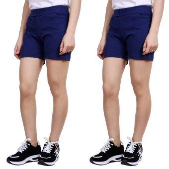 Bộ 2 Quần Shorts Nữ SoYoung 2WM SHORTS 012C 2N