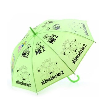 HKS B-A6002 Creative Cartoon Images Umbrella Green - intl