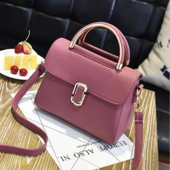 Túi xách nữ thời trang THTN61 (tím hồng)