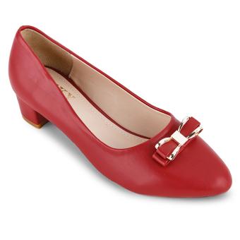 Giày Cao Gót Nữ Cung Cấp Bởi Lucky Việt VP875N (Đỏ)
